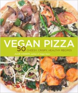 vegan pizza book